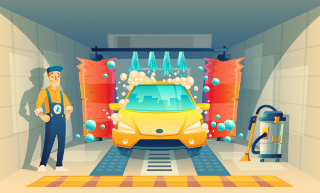 Car wash comes to you