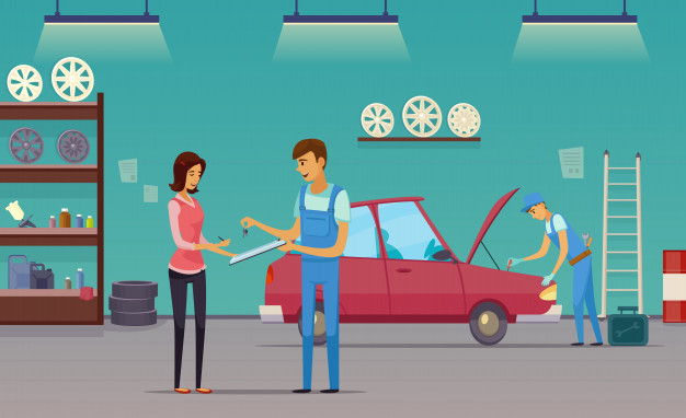 Get a Quick and Instant Vehicle Repairing Service from a Trusted Company